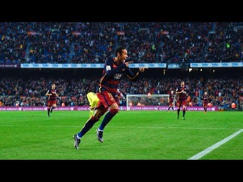Neymar •Man Of The Year• amazing goals and skills 2015/16