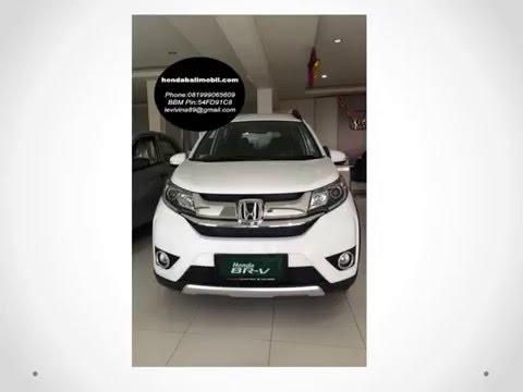 Mobil Honda BRV di Bali