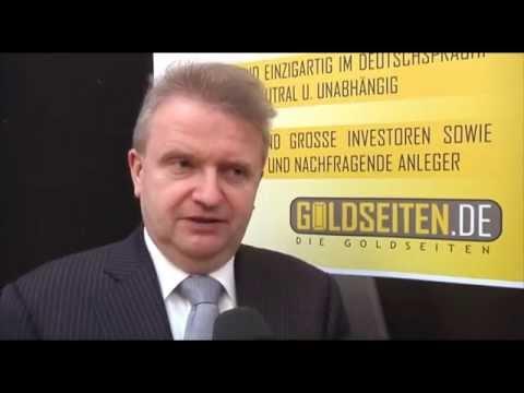 Dimitri Speck über Aktien, Öl und Edelmetalle