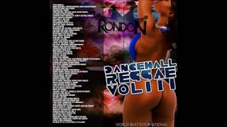 DJ RONDON - DANCEHALL REGGAE VOL 111