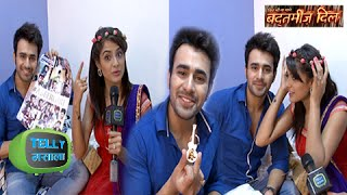 Pearl aka Abeer & Asmita aka Meher Receive Gifts From Fans | Badtameez Dil