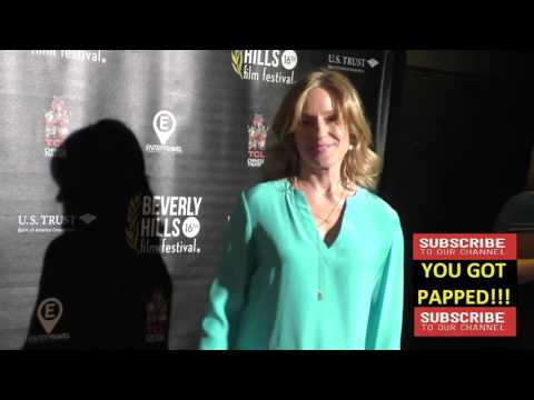Catherine Kellner at the Beverly Hills Film Festival    Night Premiere Of The Lennon Report A