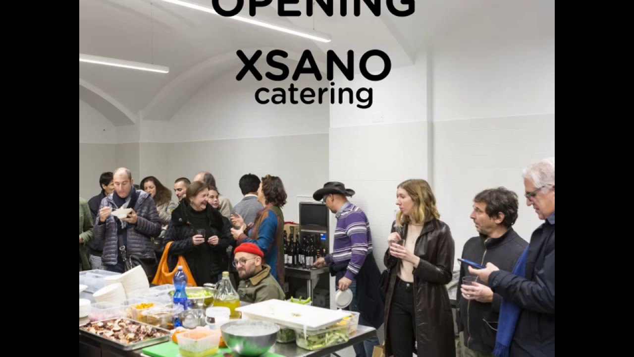 Inaugurazione del Laboratorio XSANO catering