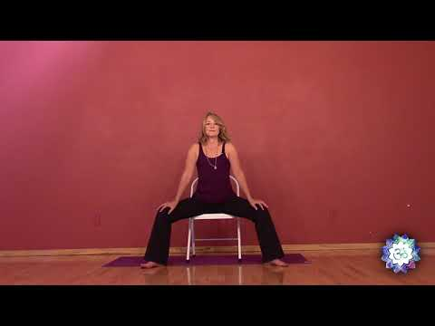 Easy Chair Yoga for Everybody with Kelley Rush