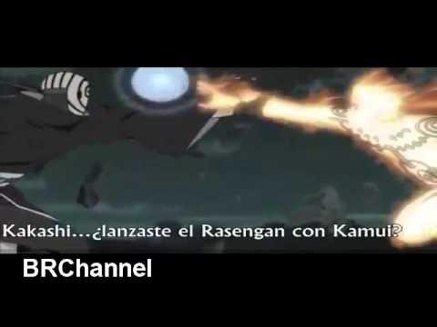 Naruto Uzumaki vs. Obito & Madara Full Fight