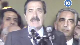 LEVANTAMIENTO CARAPINTADA DE SEMANA SANTA 04 DOMINGO 19 4 1987 02