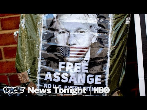What Happens Next For Julian Assange (HBO)