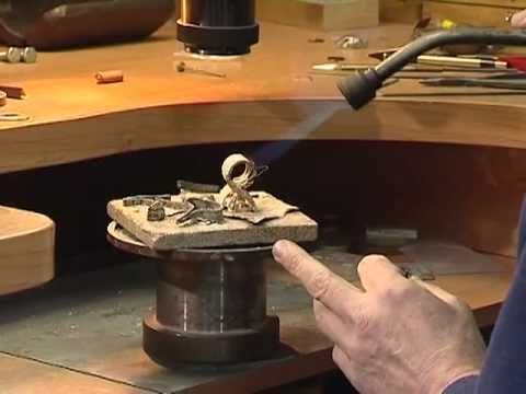 Как создаются ювелирные изделия ручной работы