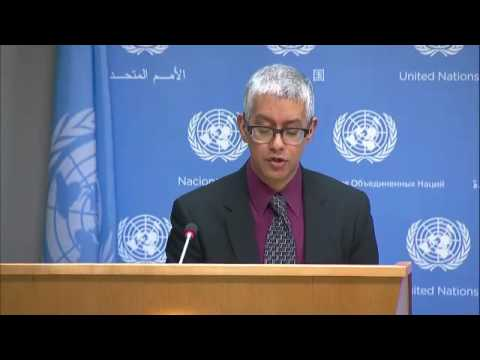 UN Chief addressed Arab League summit in Jordan & other topics (Daily Briefing 3/29/2017)