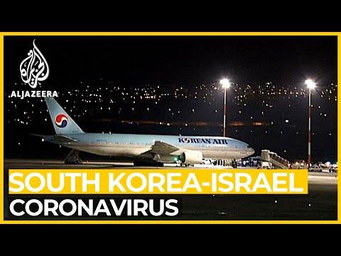 Coronavirus outbreak: Israel blocks arrivals from Seoul