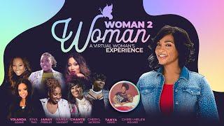 A Woman's Experience 2020: Woman 2 Woman | Iyanla Vanzant