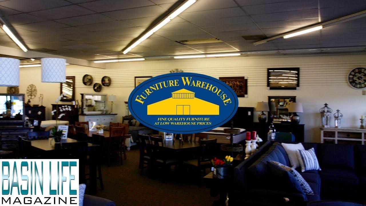 Furniture Warehouse in Klamath Falls, Featuring American