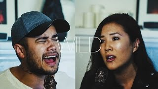 WILD - Troye Sivan feat Alessia Cara (Cover by Travis Atreo and Ally Maki)
