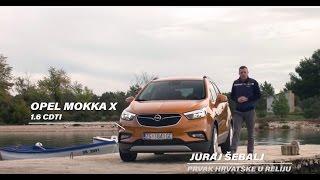 Opel Mokka X 1.6 CDTI - Juraj Šebalj