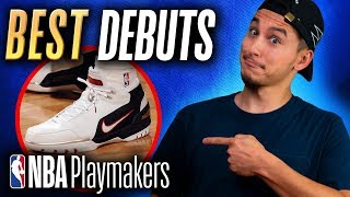 Most Iconic NBA Sneaker Debuts | JAHRONMON
