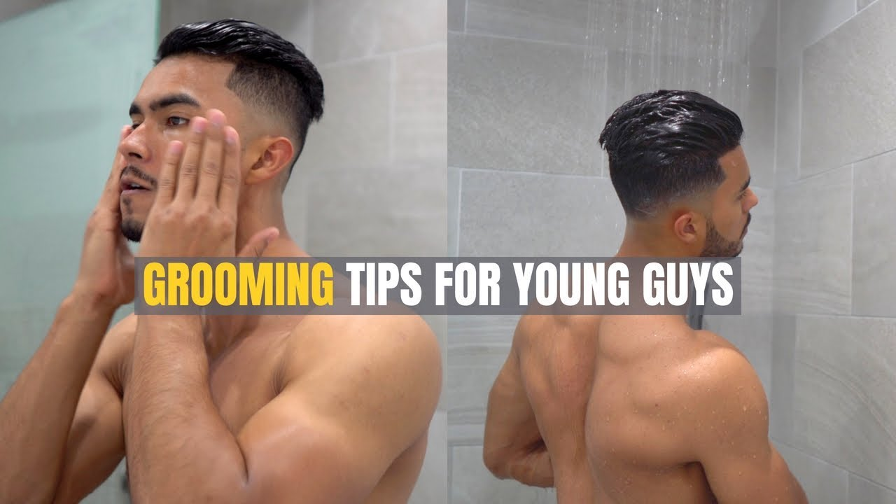 Download 7 Essential Grooming Tips Every Young Guy Should DO