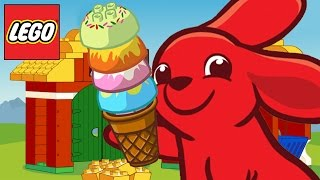 LEGO® DUPLO® Ice Cream (LEGO Systems) - Best App For Kids