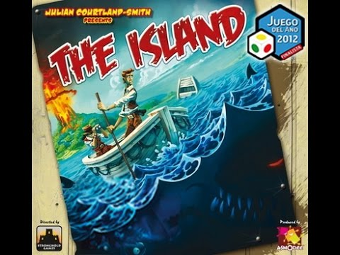 The island la isla juego de mesa rese a aprende a for Viciados de mesa