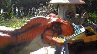 Jurassic Park 3: Bull TRex Encounter