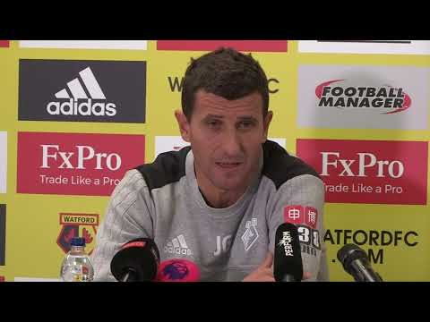 Javi Gracia: I don't know if Troy Deeney will stay at Watford