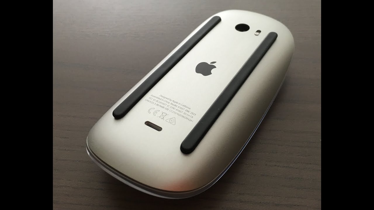 How to fix the flashing green light on apple magic mouse 2015