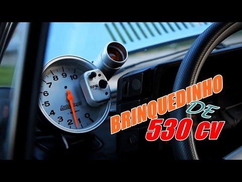 GOL GL Turbo 530 CV - Brinquedinho de Gente Grande - Canal 7008Films