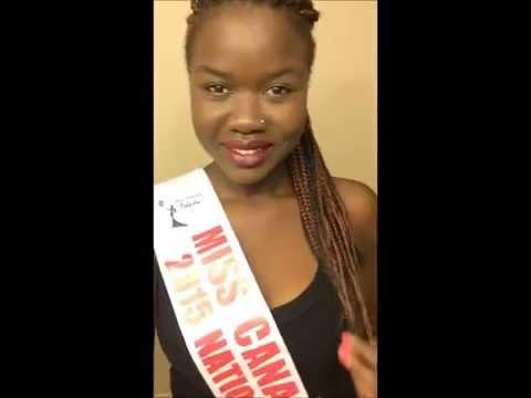 Miss Canada Globe 2015