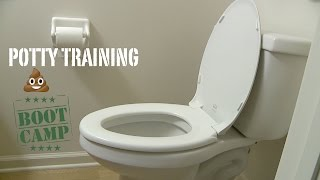 POTTY TRAINING BOOT CAMP