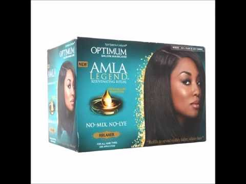 Optimum Salon Haircare Amla Legend Relaxer 1 ea