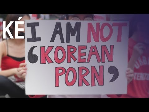 My Life Isn't Your Porn: Why South Korea's Women Protest