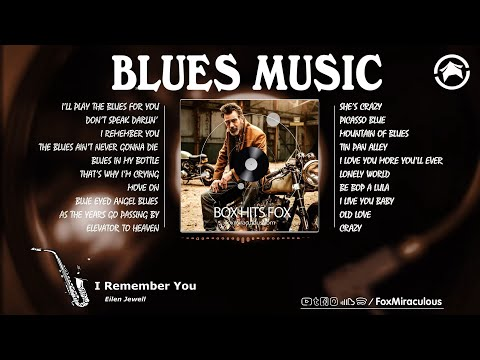 Best Blues Music - Best Relaxing Jazz Blues Music - Top 100 Slow Blues Songs Playlist