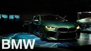 Bmw At The Geneva International Motor Show 2018.