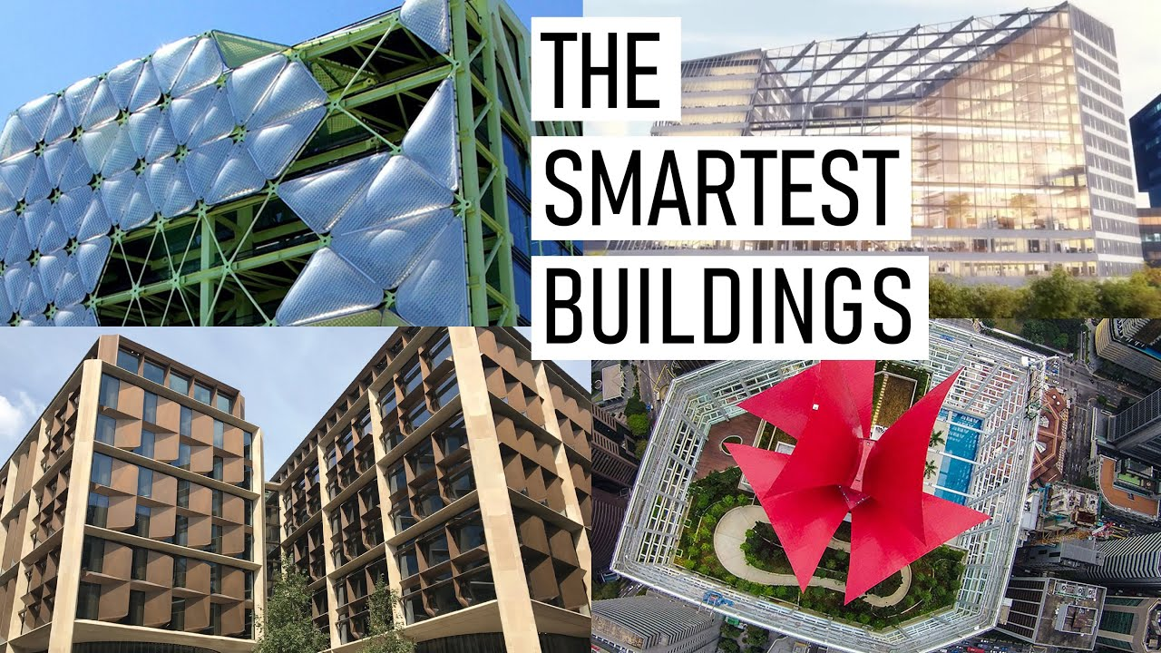 Smart Buildings Saving the World | Visiting Sustainable Architecture