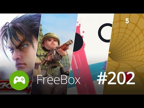 Skvělé hry zdarma: FreeBox #202 - Tekken, WW2