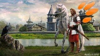 Русские сказки - SpeedArt Photoshop от batkya / Russian Tales