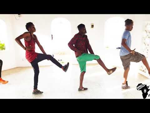 Reekado Banks - Easy Jeje X Afro Revolution  ( Official Dance Video ) Dance  Practice