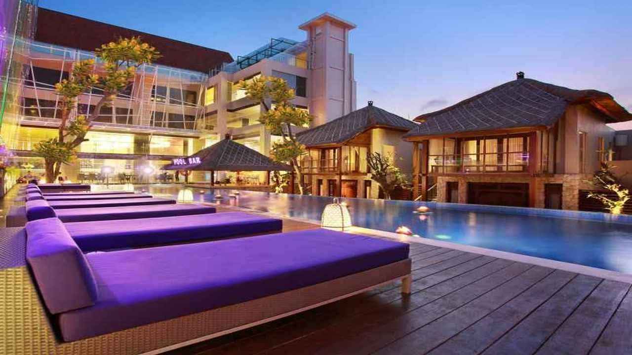 Hotel in bali grand mega resort spa bali youtube