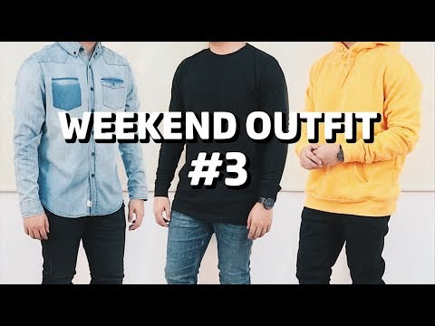IDE OUTFIT BUAT WEEKEND #3 Bahasa Indonesia
