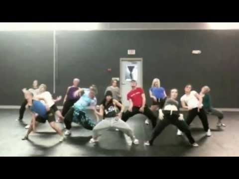 J. Dash feat. Flo Rida - WOP (Dance Group)