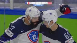 Eishockey WM 2018 - Österreich vs. Frankreich 2:5 / Highlights Sport1