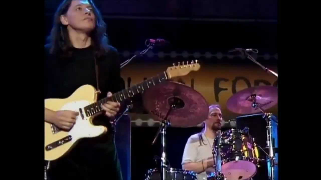 The Guitar Gods Robben Ford Quot Freedom Quot Youtube