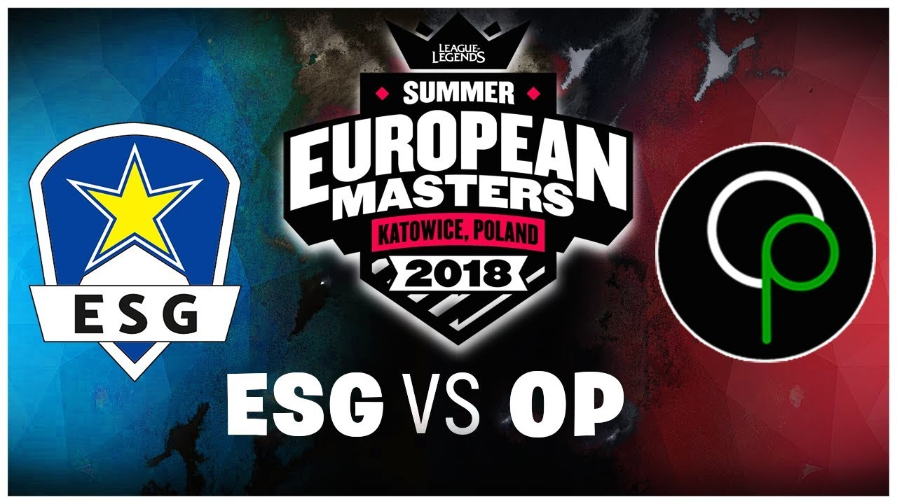 European Masters Lol
