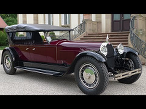 Kvízy z autobusu - Bugatti Royale