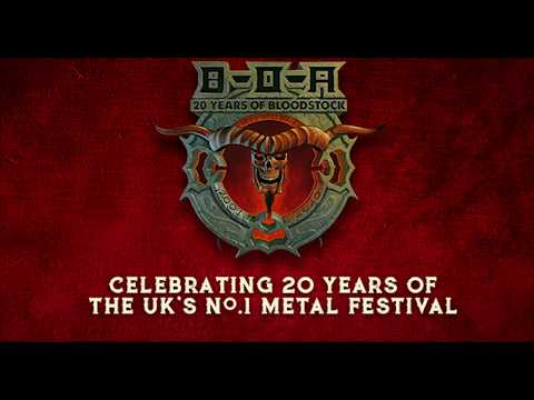 GBHBL Whiplash: Bloodstock 2020 - First Announcement