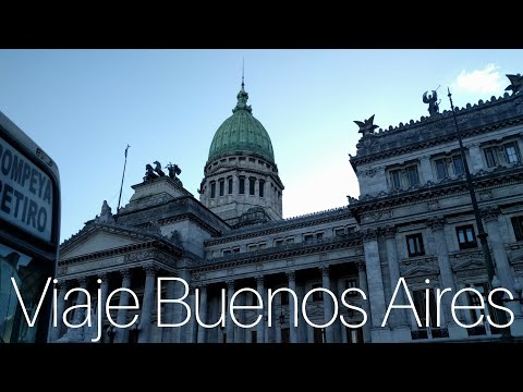 Viaje Buenos Aires