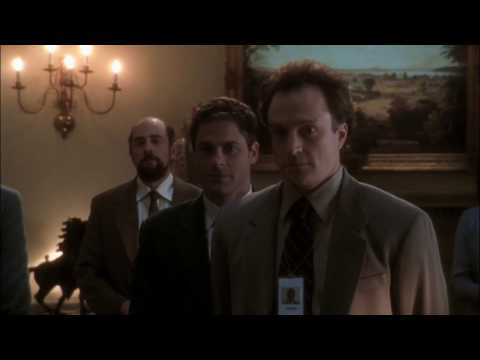 the West Wing Season 1 Episode 1 - Pilot