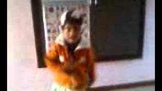 Parthi chakiben chakiben mari sathe dance