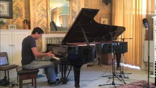 Broken Wing - Etude for Piano by Marcel Zidani