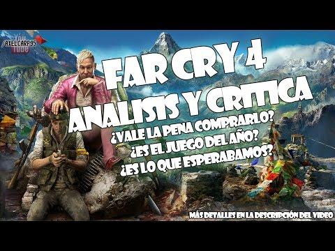 Far Cry 4   Análisis y crítica