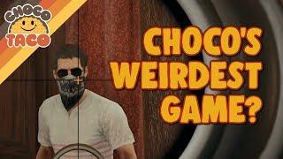 chocoTaco's Weirdest PUBG Game Ever? - PUBG Gameplay